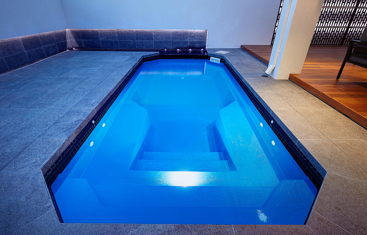 Alfresco Swim Spa